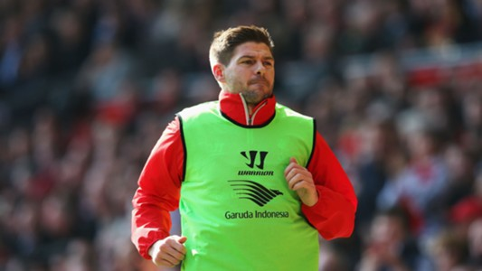 Steven Gerrard Liverpool 22032015