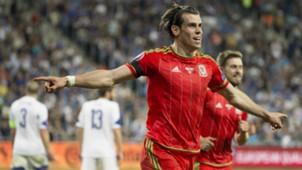 Gareth Bale Wales Israel 28032015