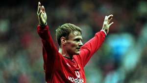 Teddy Sheringham Manchester United