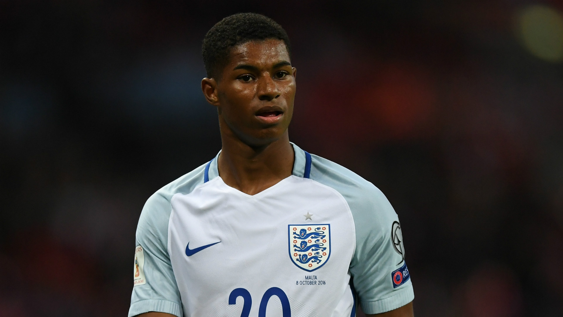 detailed look 08b85 77ed4 Manchester United forward Marcus Rashford wants central role ...