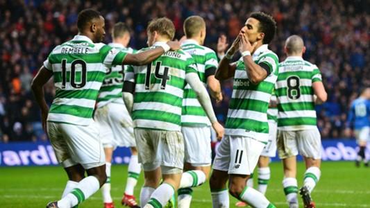 Rangers Celtic Scott Sinclair