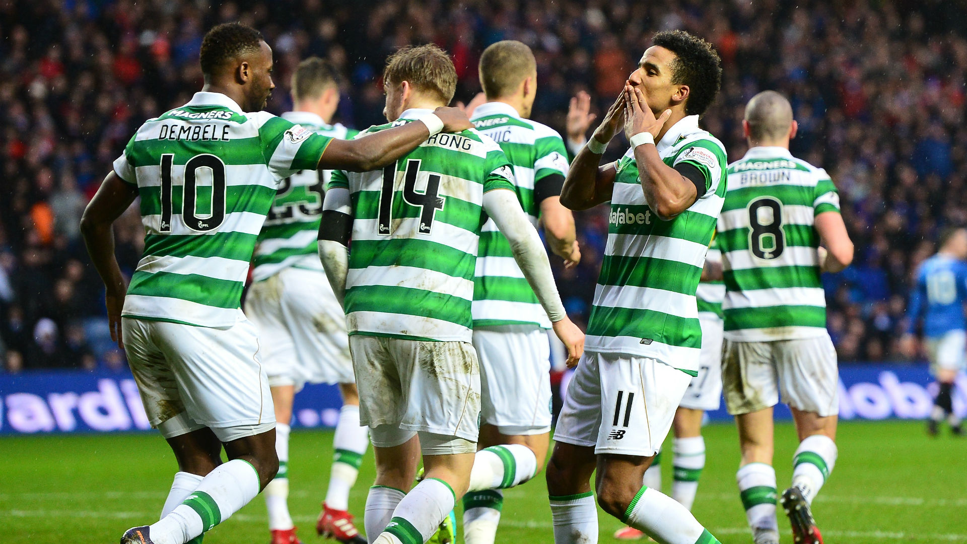 Rangers Celtic Scott Sinclair
