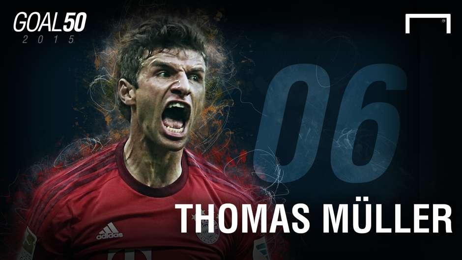 06 Thomas Muller G50