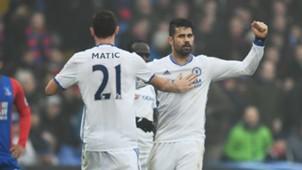 Diego Costa Chelsea 2016
