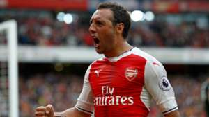 HD Santi Cazorla Arsenal