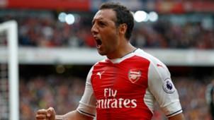 HD Santi Cazorla Arsenal