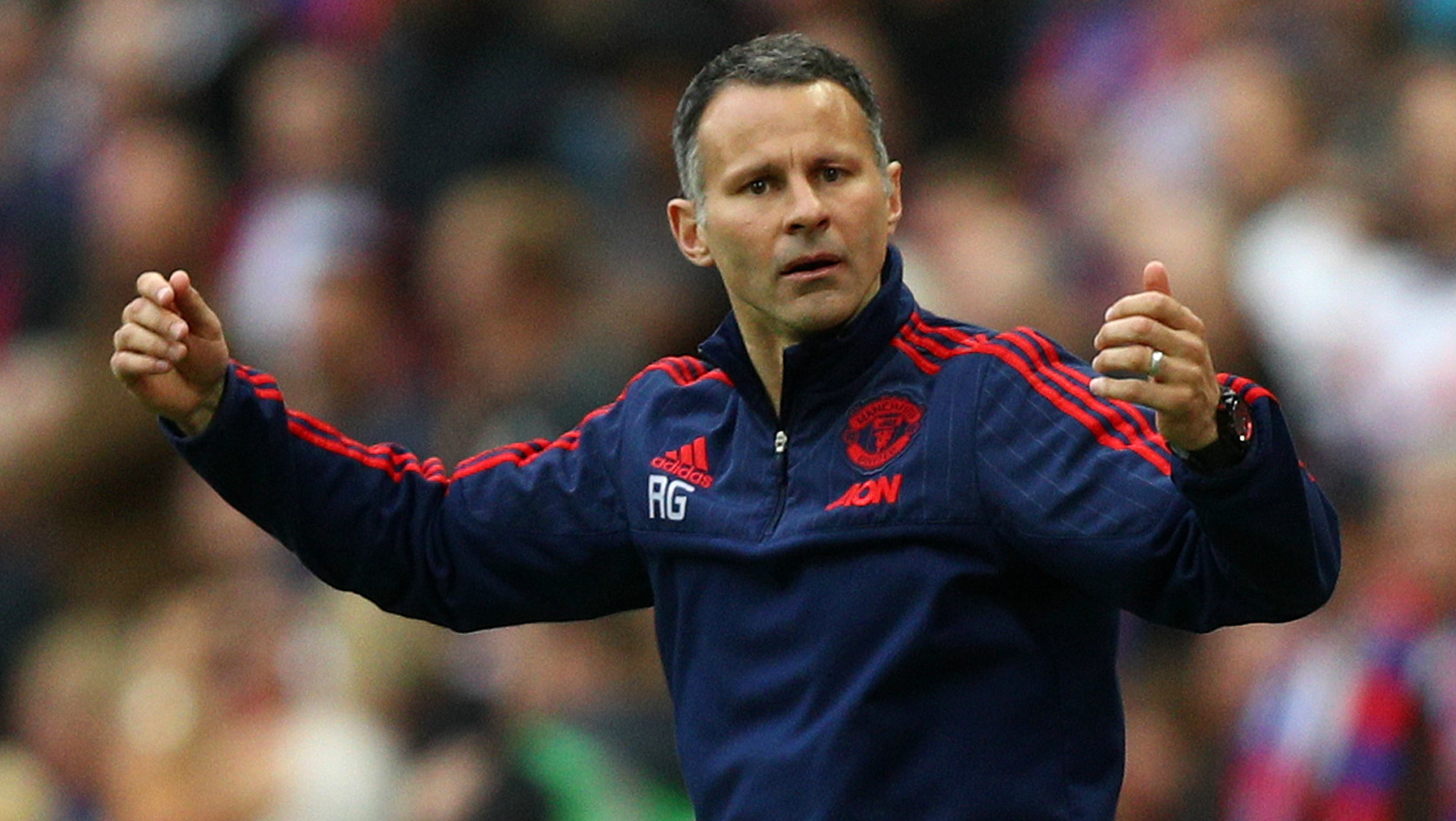HD Ryan Giggs Manchester United