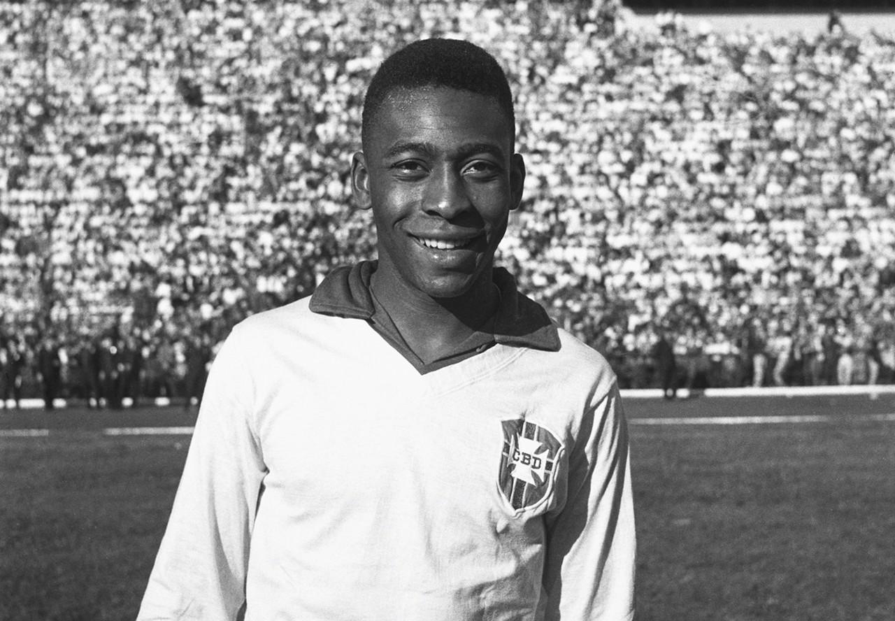 Pele Brazil Hall of Fame