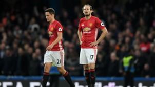 Daley Blind Premier League Chelsea v Manchester United 231016