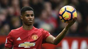 HD Marcus Rashford Manchester United
