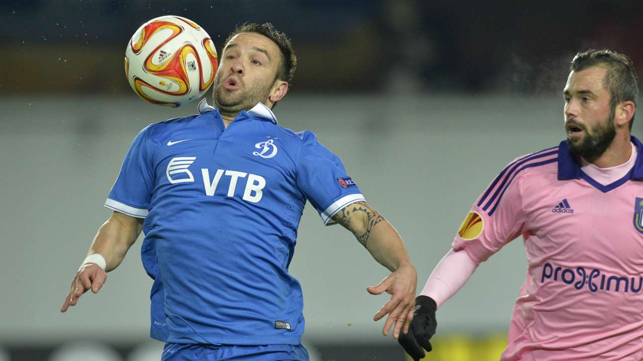 Mathieu Valbuena Zenit Europa League