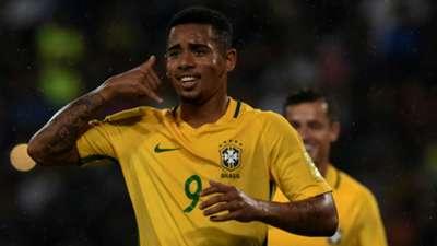 HD Gabriel Jesus Brazil