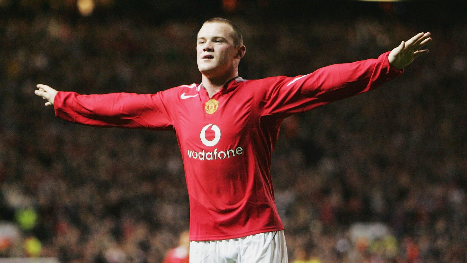 Wayne Rooney Fenerbahce Champions League 2004