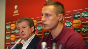 Roy Hodgson; Phil Jagielka England