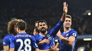Diego Costa Premier League Chelsea v Everton 051116