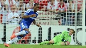 Didier Drogba Chelsea Bayern Munich