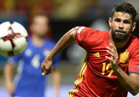 Allemagne-Espagne - Le retour en grâce de Diego Costa