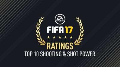 FIFA 17 - Shooting & Shot Power