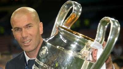 HD Zinedine Zidane Real Madrid