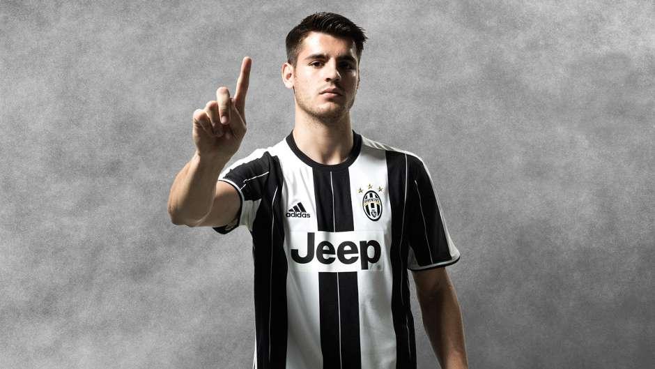 Juventus 2016-17 kit