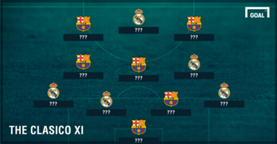 Clasico Combined XI