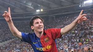 HD Lionel Messi Barcelona Champions League final 2009