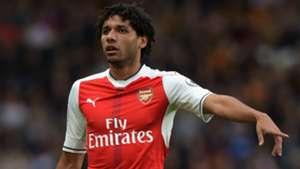January transfers Mohamed Elneny
