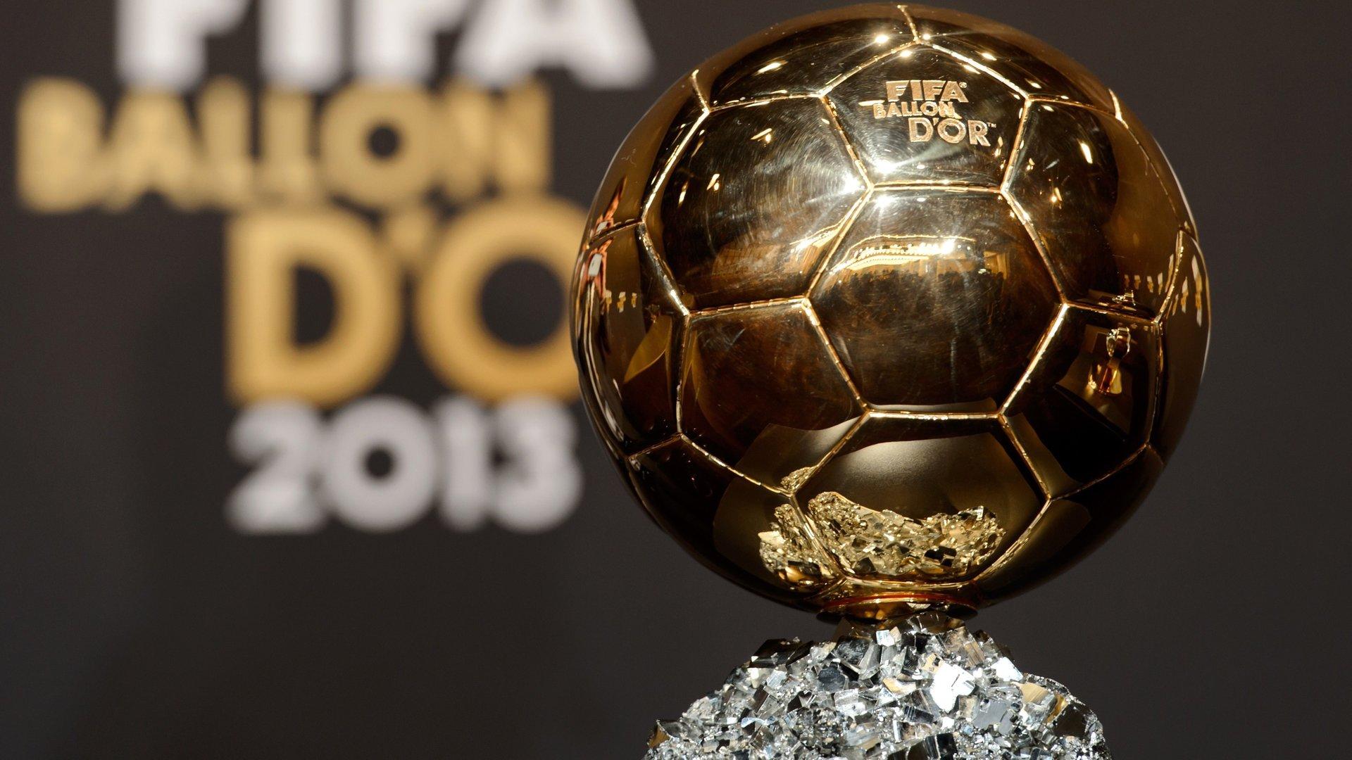 FIFA Ballon d\u0027Or trophy & FIFA Ballon d\u0027Or trophy - Goal.com