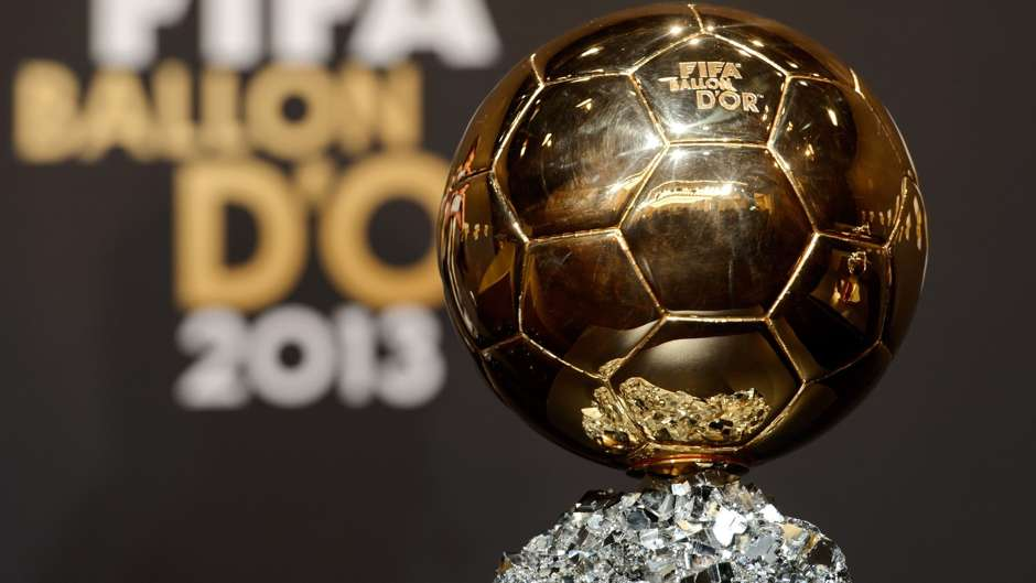 FIFA Ballon d'Or trophy - Goal.com