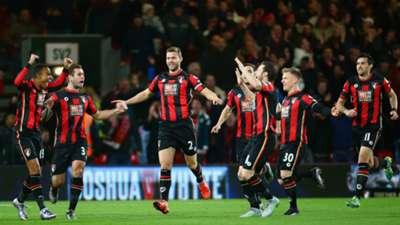 Bournemouth 2-1 Man Utd | Premier League