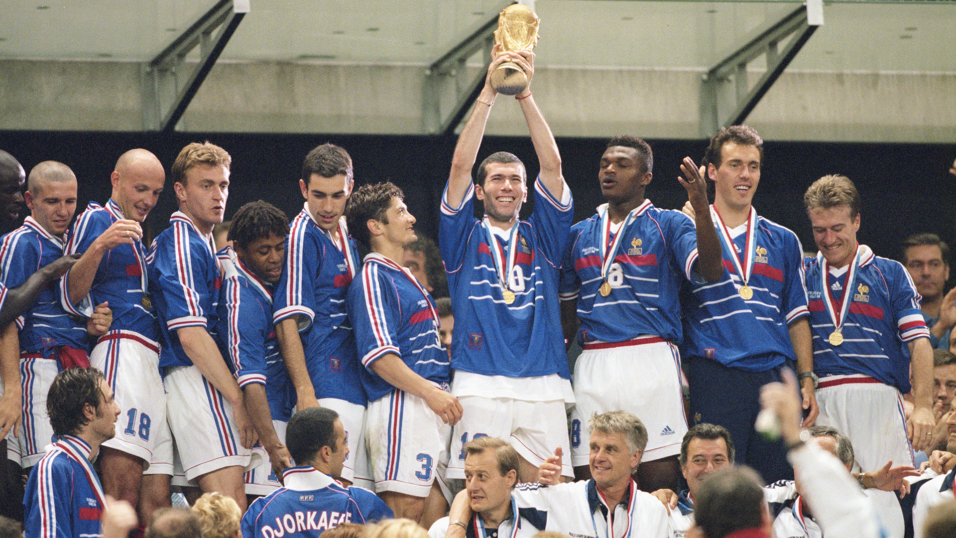 Un match de prestige France-Fifa 98 organisé !