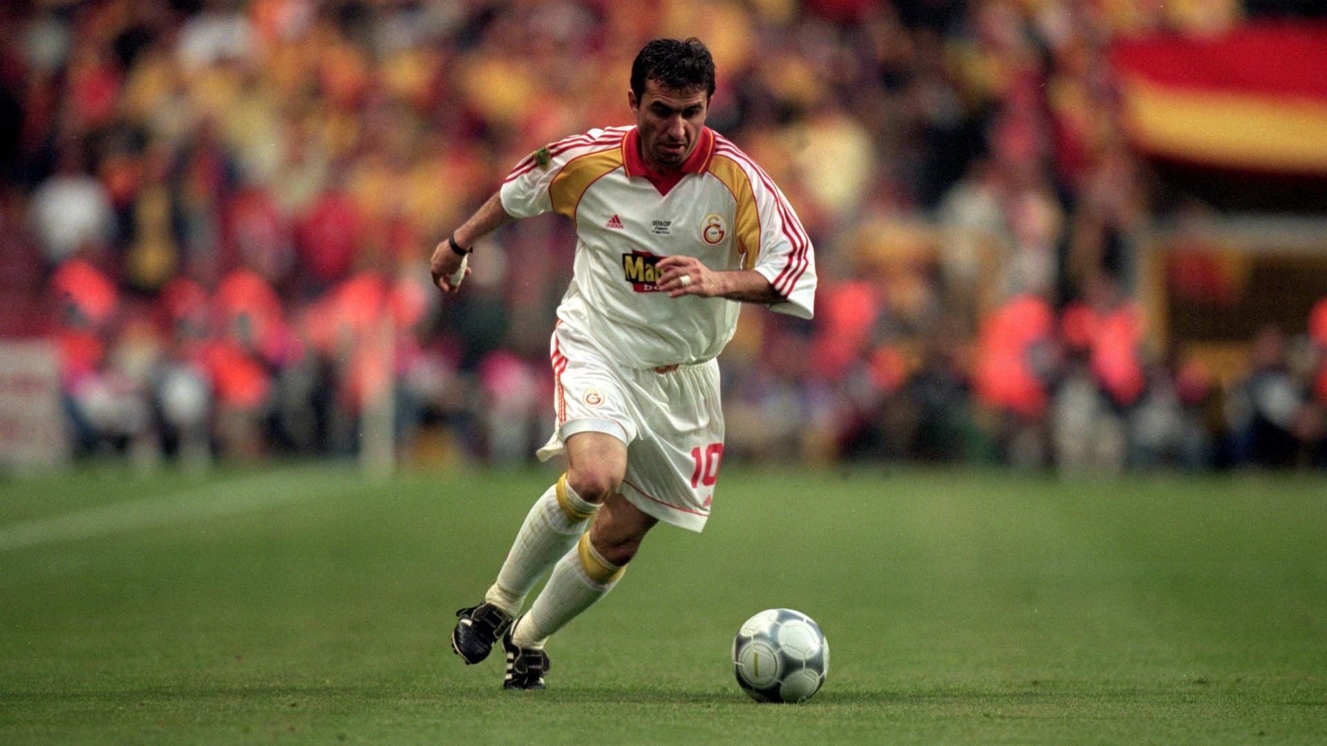 Gheorghe Hagi Galatasaray Uefa Cup