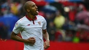 Steven N'Zonzi La Liga Sevilla v Atletico Madrid 231016