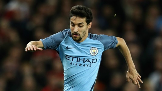 HD Jesus Navas Manchester City