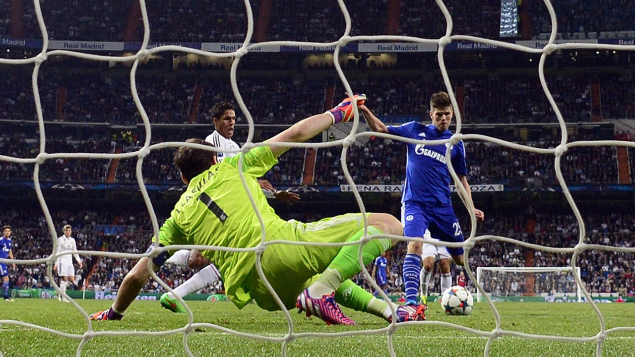 Klaas Jan Huntelaar Real Madrid Champions League 10042015