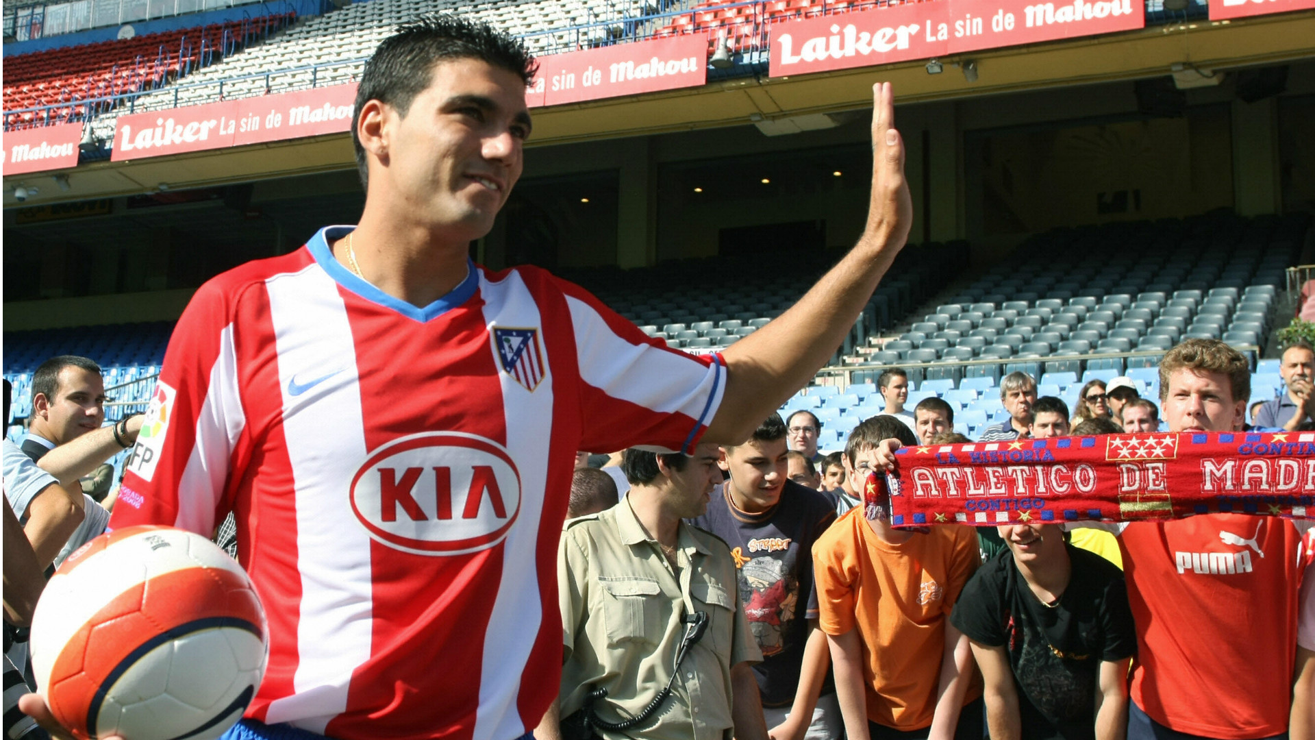 Jose Antonio Reyes Atletico Madrid