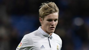 Martin Odegaard Real Madrid 2016