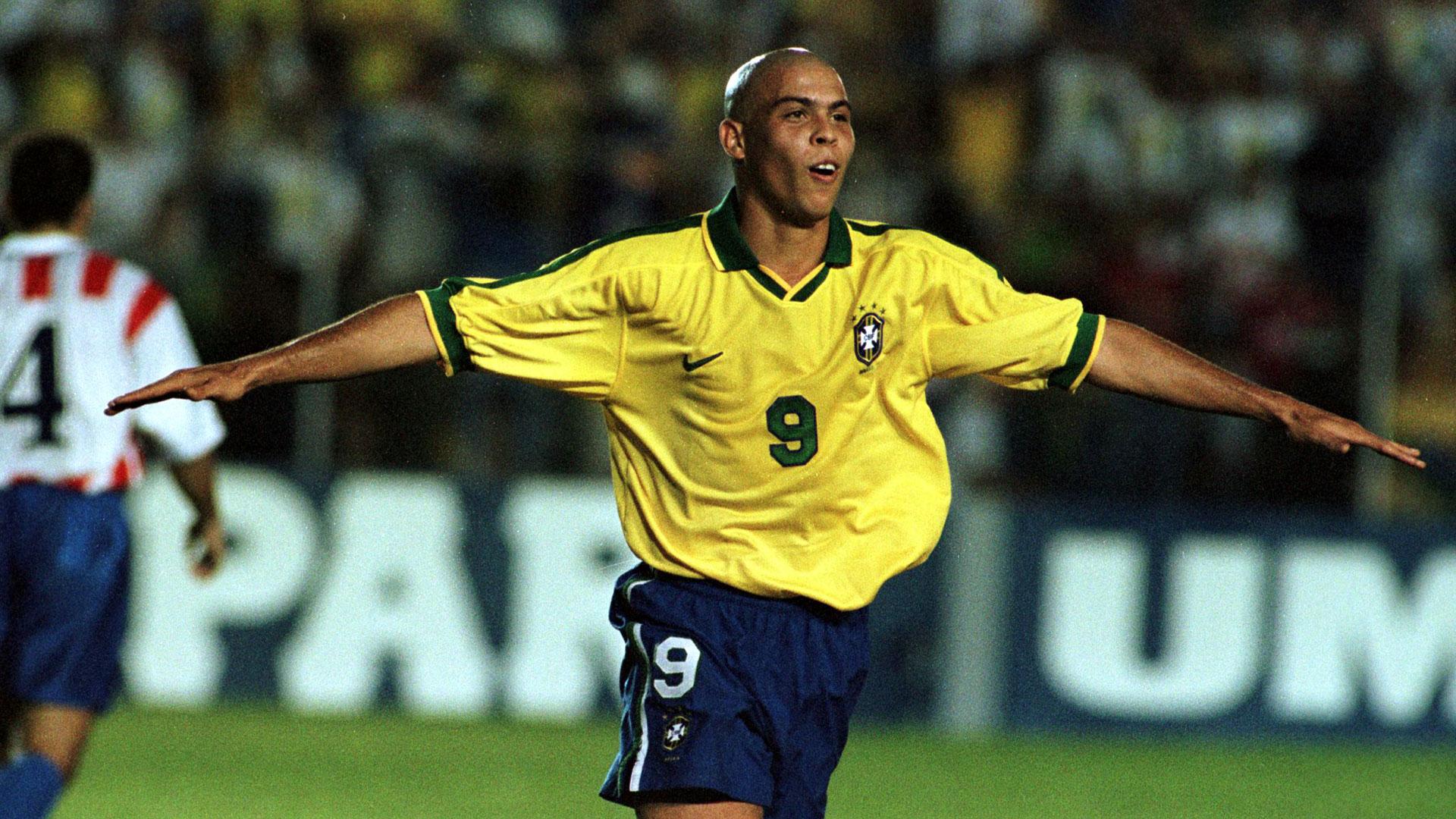 Ronaldo Brazil Paraguay
