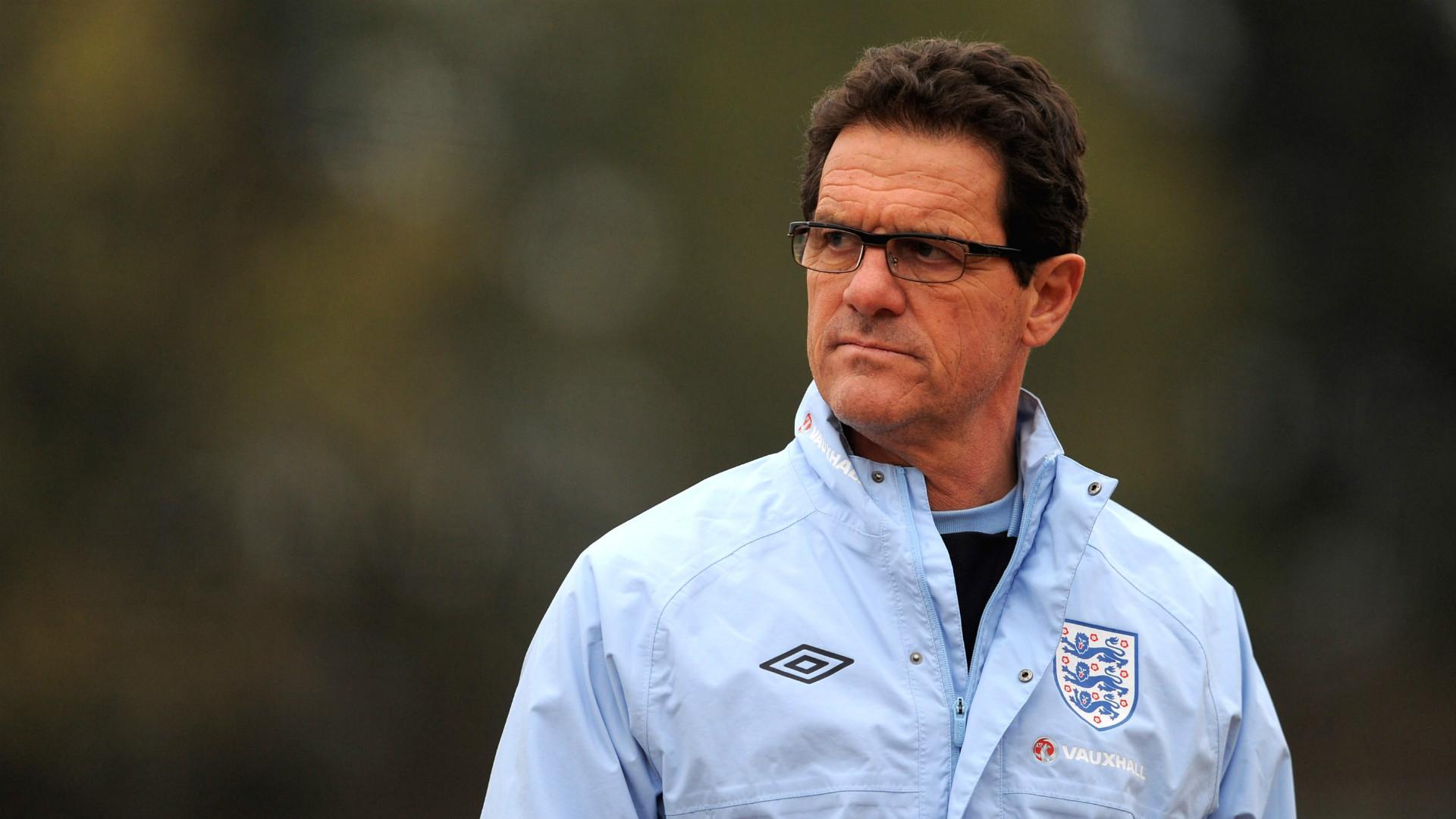 Fabio Capello | England