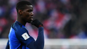 Paul Pogba France Sweden World Cup Qualifiers 11112016