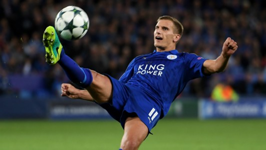 HD Marc Albrighton Leicester City