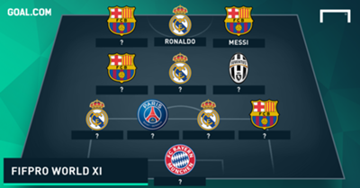 FIFPro XI Incomplete