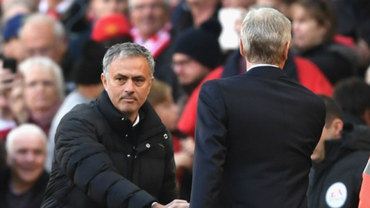 HD Jose Mourinho Manchester United Arsene Wenger Arsenal