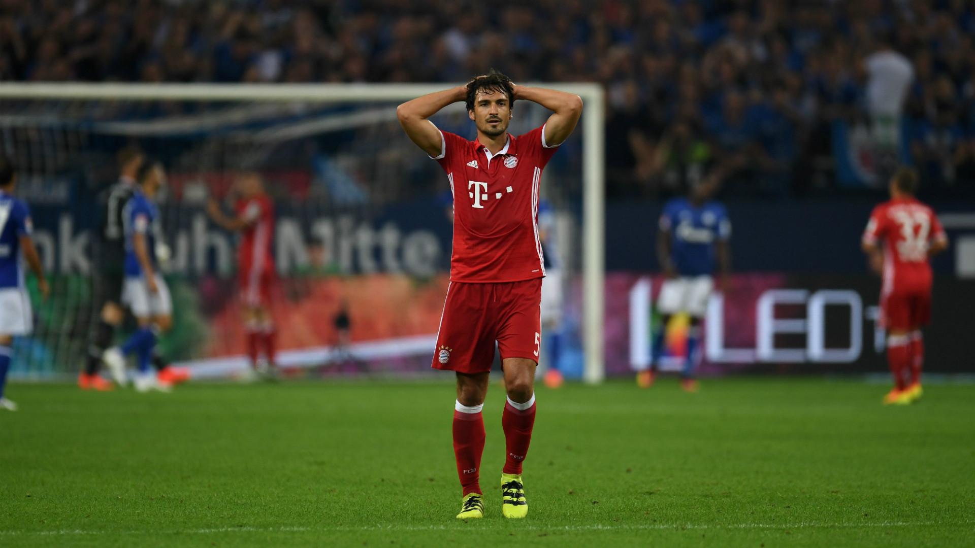 HD Mats Hummels Bayern Munich