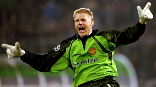 Carragher's Man Utd XI Peter Schmeichel