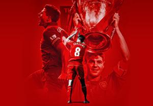 Steven Gerrard GFX