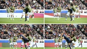 Zlatan Ibrahimovic Bastia