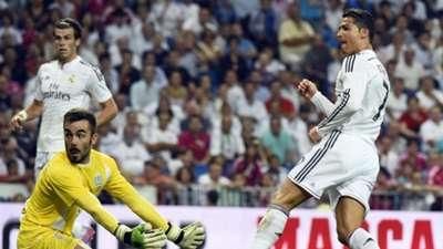 Cristiano Ronaldo Real Madrid CORDOBA