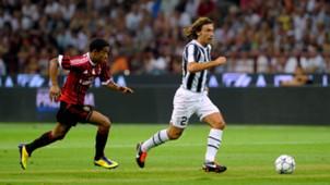 Andrea Pirlo Juventus AC Milan 2011