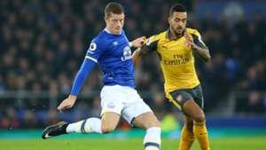 Walcott Everton Arsenal